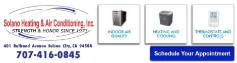 Contra Costa Heating and Air Conditioning Services